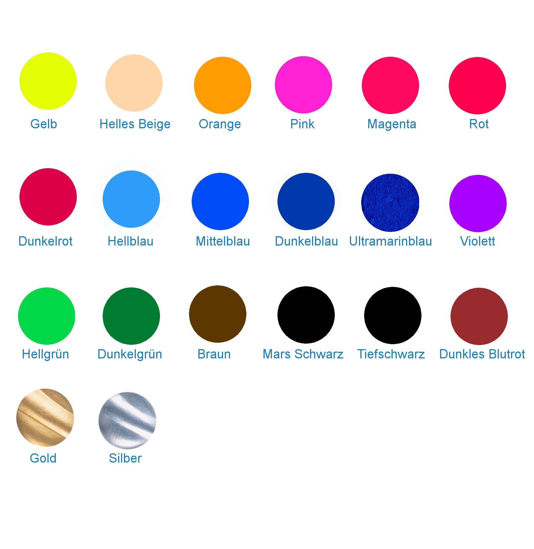 Farben mischen online excellent perfect farben mischen - Farben selber mischen tabelle ...